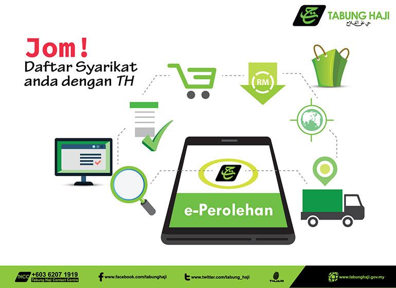 Banner e-Perolehan