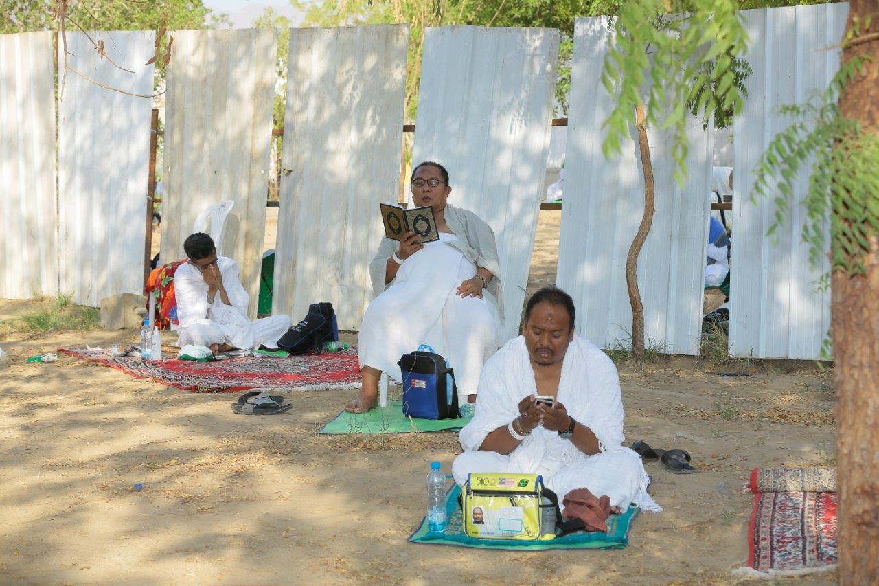 Berwukuf di Arafah