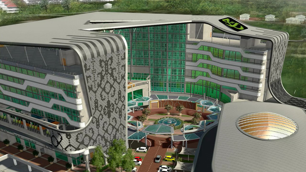 TH Hotel & Convention Centre Kuching