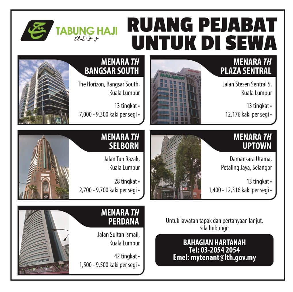 Menara Pejabat Lembah Klang