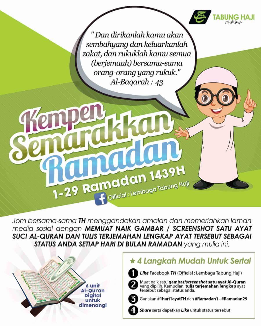 Promo Kempen Semarakkan Ramadan