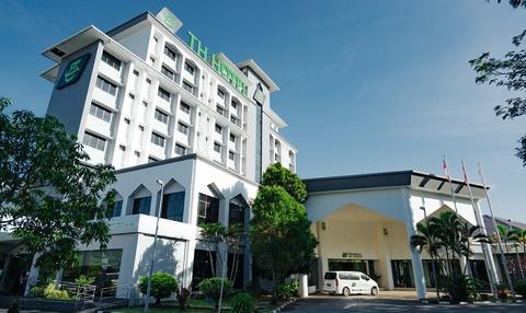 TH Complex Kota Kinabalu, Sabah