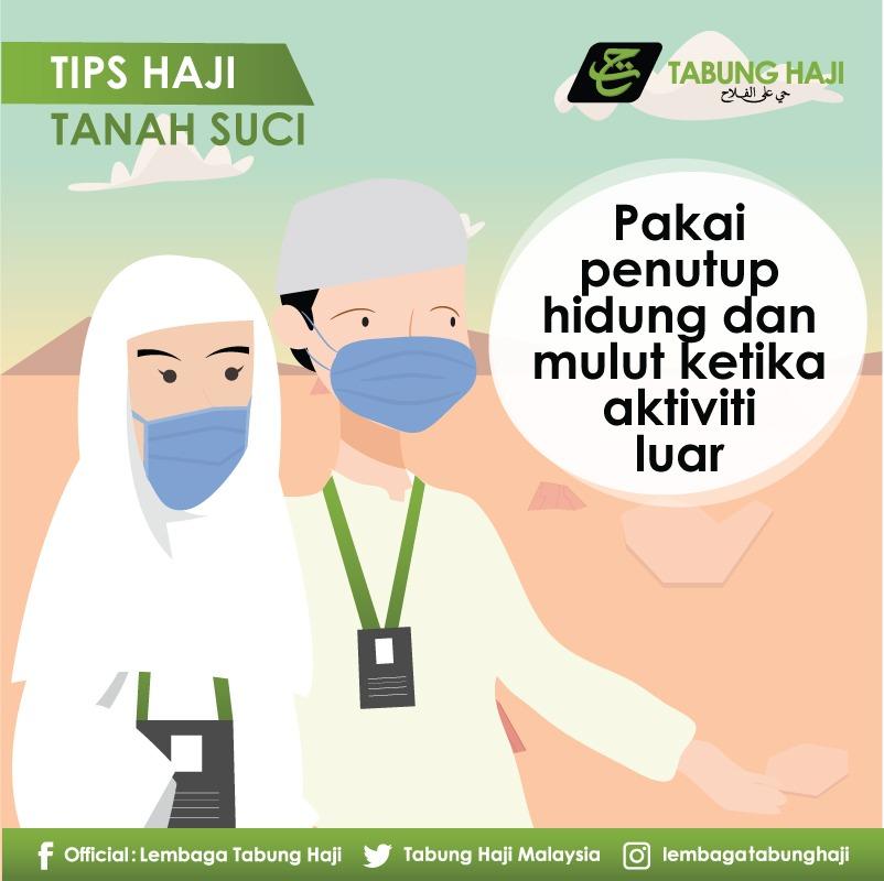 Tips Haji Tanah Suci