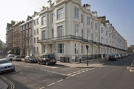Chilworth Lancaster Gate London