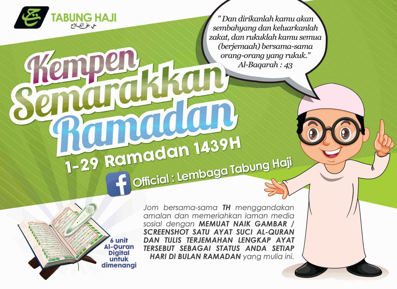 Promo Kempen Semarakkan Ramadhan