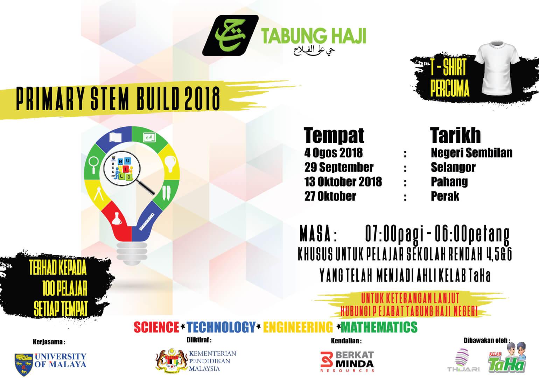 Primary STEM Build2018