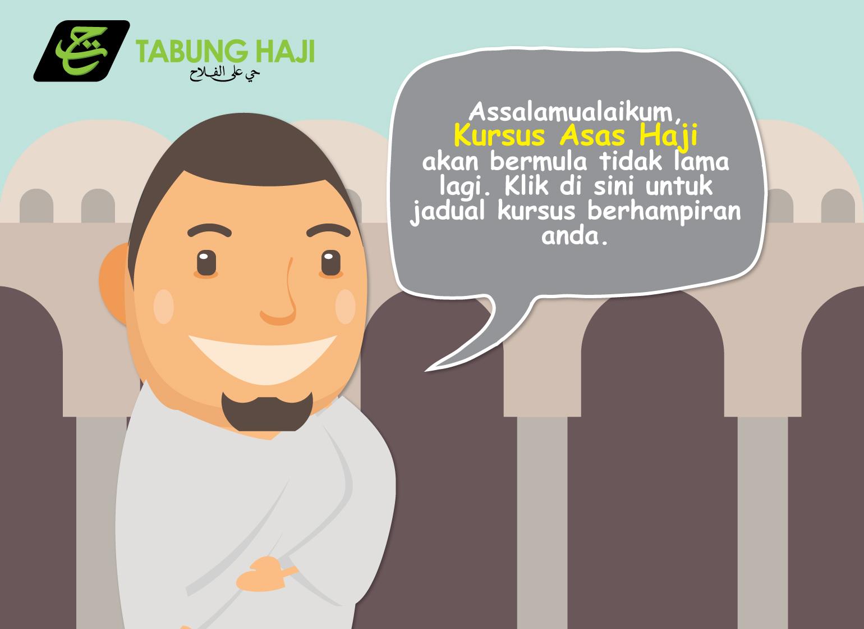 Kursus Asas Haji 1440H