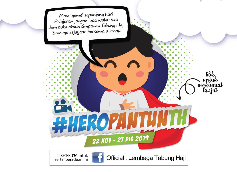 Hero Pantun 22-27 Nov 2019