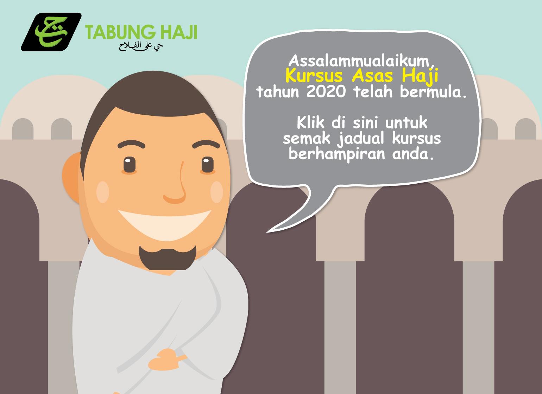 Kursus Asas Haji 2020