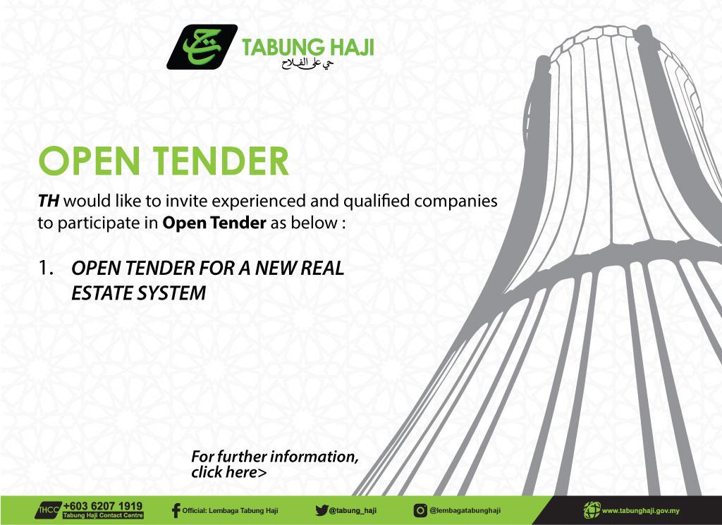 Open Tender