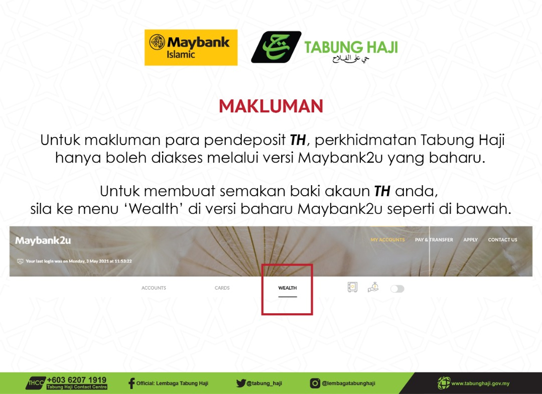 Notis Maybank2u