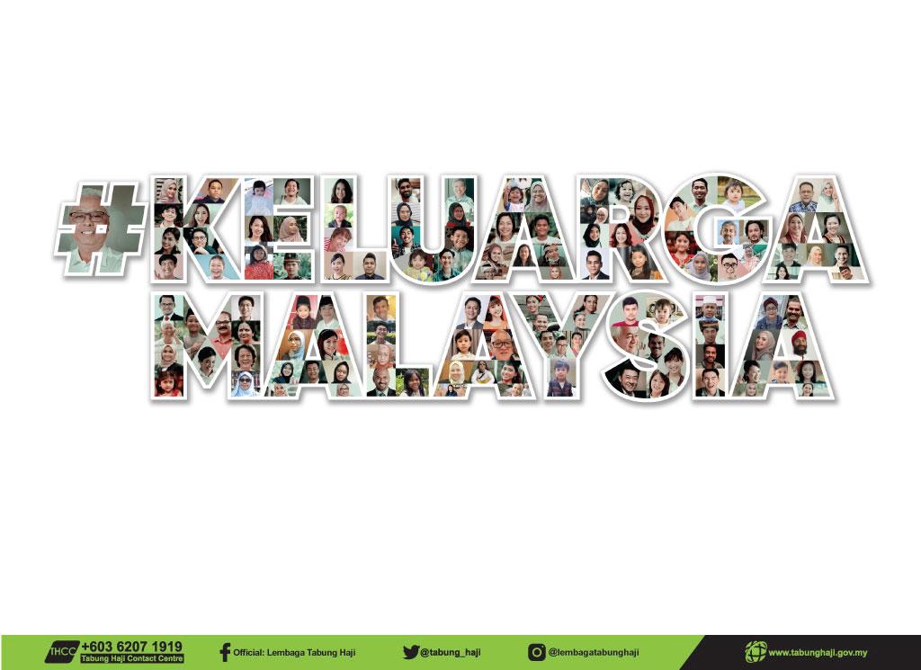 #KeluargaMalaysia
