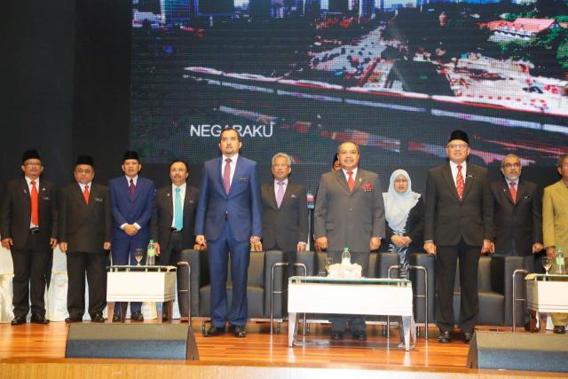 Perhimpunan Agensi-Agensi Di Bawah Menteri Di JPM.