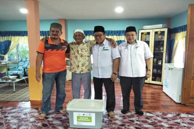 Kotak Barakah TH Memanfaatkan Lebih 200 Bakal Haji