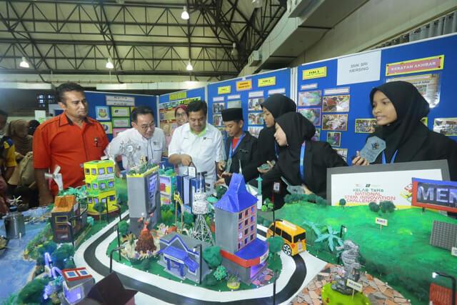 Kelab TaHa National STEM Innovation Challenge 2018