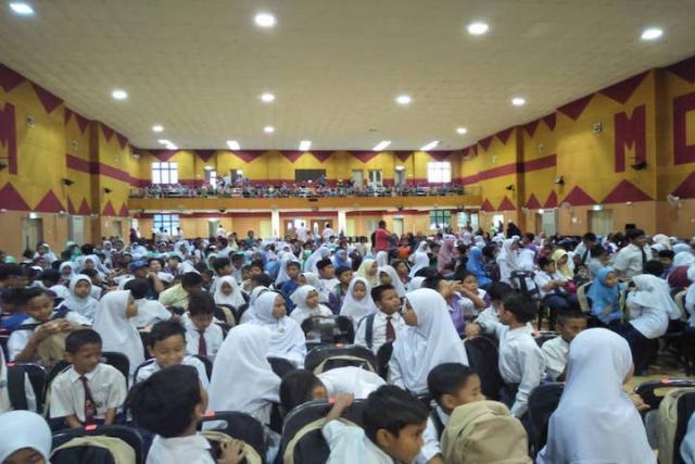 Program Iqra' Yayasan TH 2018 – Peringkat Negeri Perak