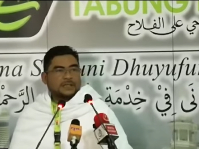 Khutbah Arafah 1439H/2018M