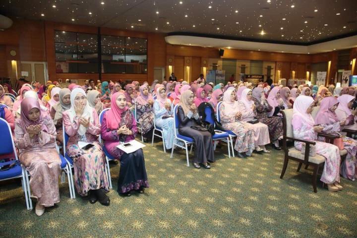 Majlis Sambutan Hari Wanita Peringkat TH Tahun 2018