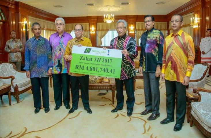 TH Bayar RM 4.8 Juta Kepada Majlis Agama Islam Kelantan