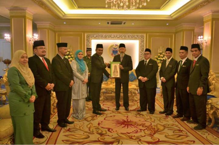 TH Made RM 1.1 Million Contribution to Majlis Ugama Islam Negeri Sabah