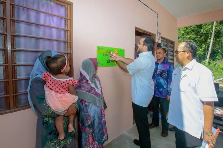 Majlis Penyerahan Penerima Projek Baiti TH 2017 Negeri Kedah Darul Aman