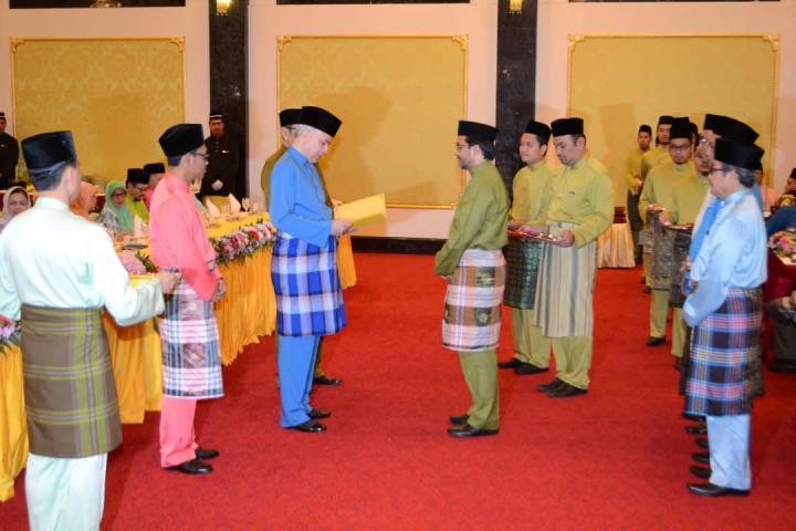 TH Made Zakat Contribution to Majlis Agama Islam Dan Adat Istiadat Melayu Perak
