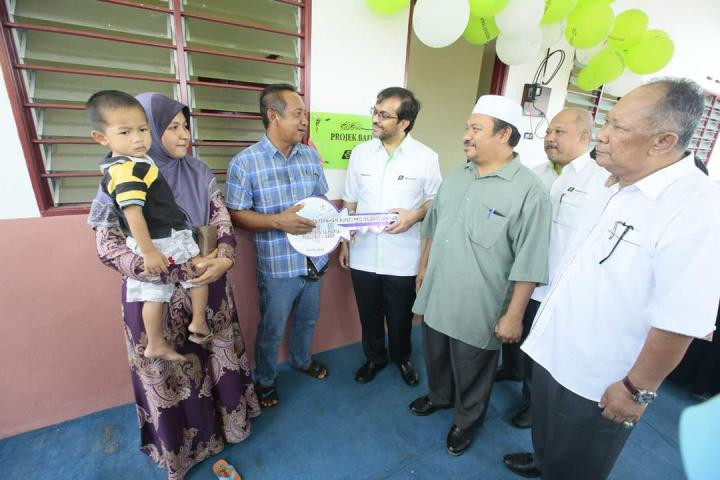 Baiti Project Handover Ceremony for Negeri Terengganu Darul Iman Recipients