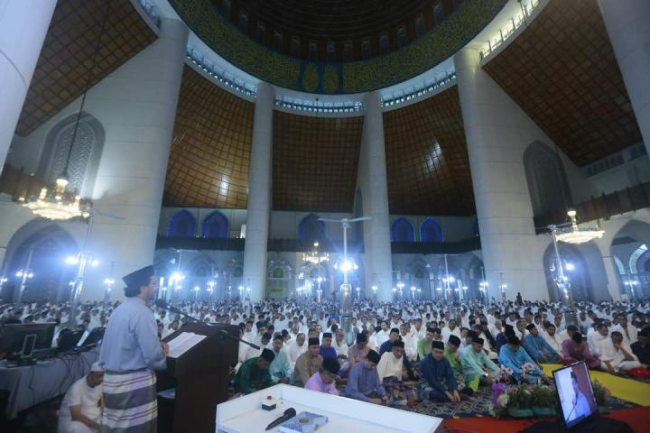 Raja Muda Selangor Titah Agar Jemaah Selangor Patuhi Segala Peraturan Arab Saudi Dan Tabung Haji