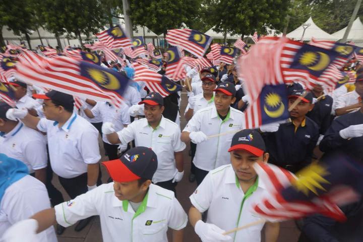 Perarakan Hari Kebangsaan - 31 Ogos 2018