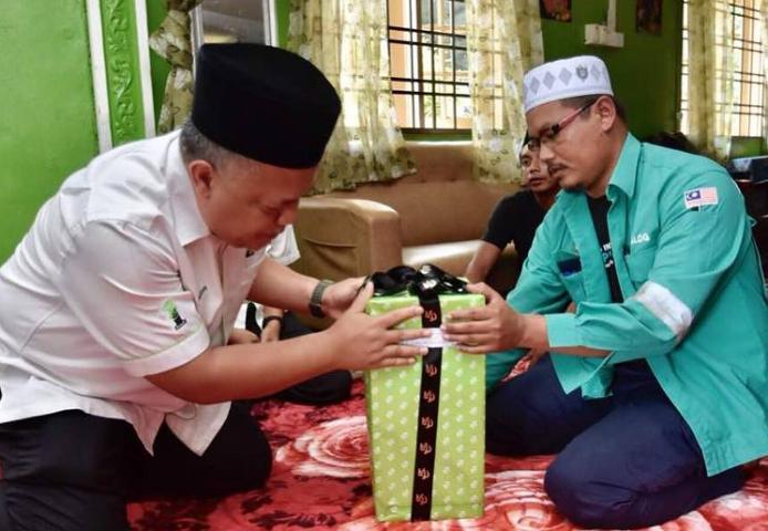 Sesi Ziarah Waris Jemaah Haji Malaysia di Mersing, Johor