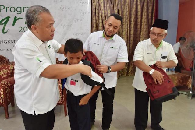Program Iqra' Yayasan TH 2018 – Peringkat Negeri Johor Darul Takzim