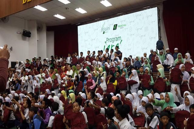 Program Iqra' Yayasan TH 2018 – Peringkat Negeri Pahang