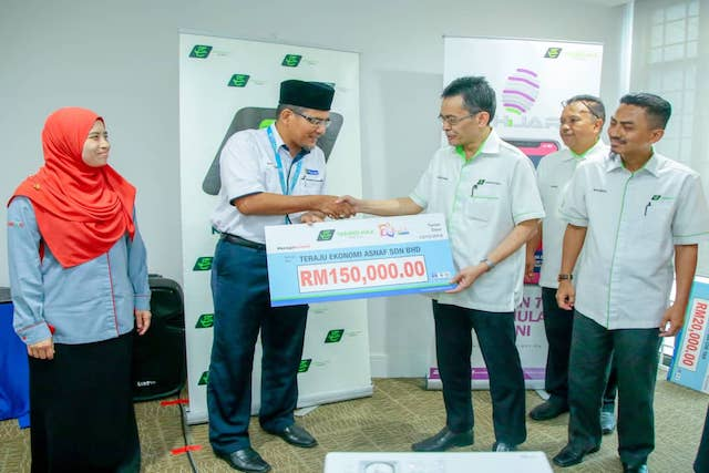 Majlis Penyerahan Sumbangan Program Ikhtiar TH 2018 Peringkat Negeri Selangor