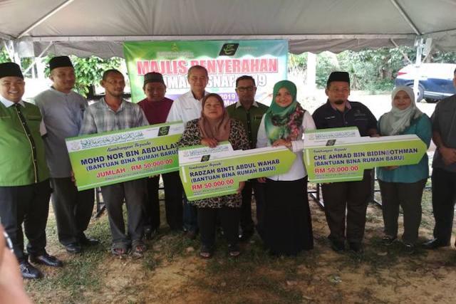MUIP dan TH Serah Rumah Program Baiti Negeri Pahang