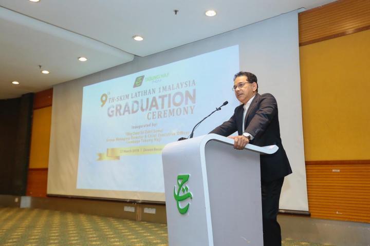 Majlis Graduasi SL1M KE - 9