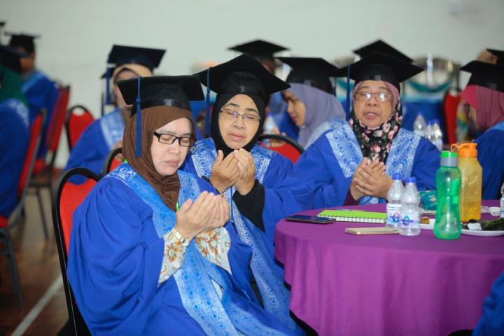 Majlis Penyampaian Sijil Pembimbing Ibadat Haji