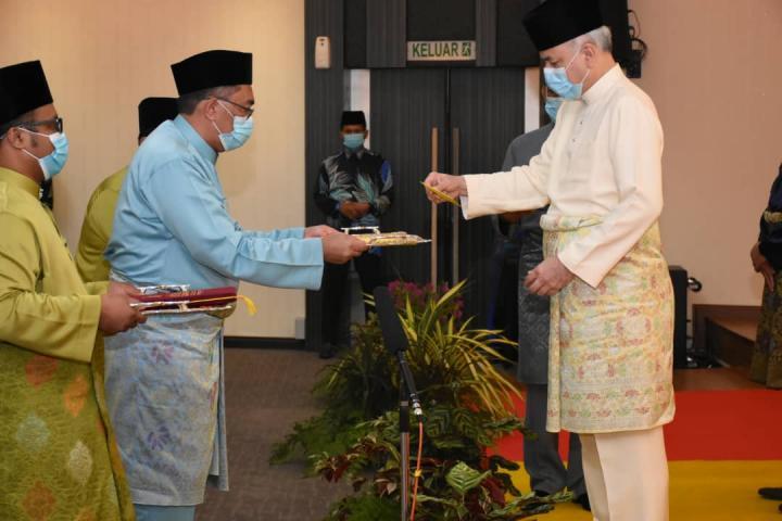 Majlis Penyerahan Zakat TH 2019 Negeri Perak