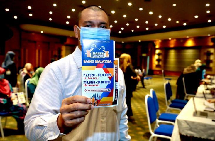 Klinik e-CENSUS Banci Penduduk Dan Perumahan Malaysia 2020