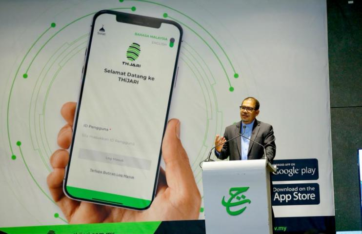 TH Launches THiJARI Mobile Application