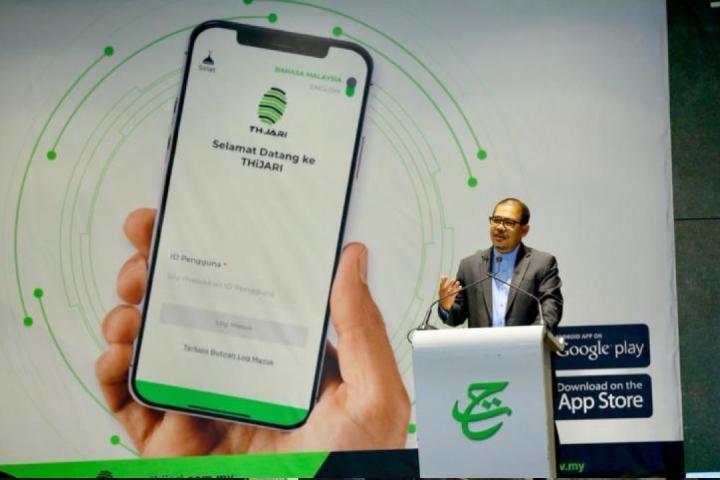 TH Launches THiJARI Mobile Application