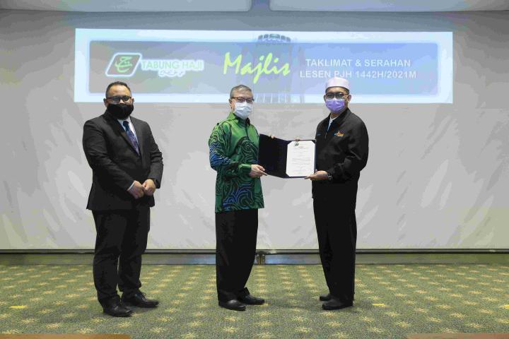 TH Lantik 22 Syarikat Sebagai Pengelola Jemaah Haji Musim 1442H|2021M