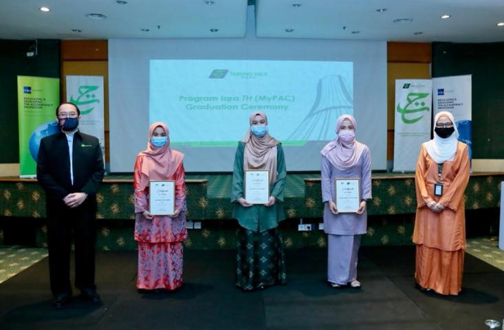 Majlis Graduasi Program Iqra TH (MyPAC)