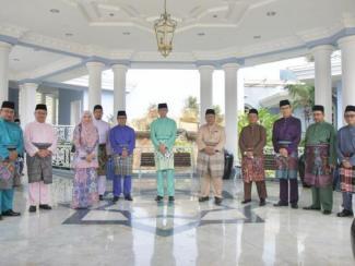 Majlis Penyerahan Zakat TH 2019 Negeri Pahang